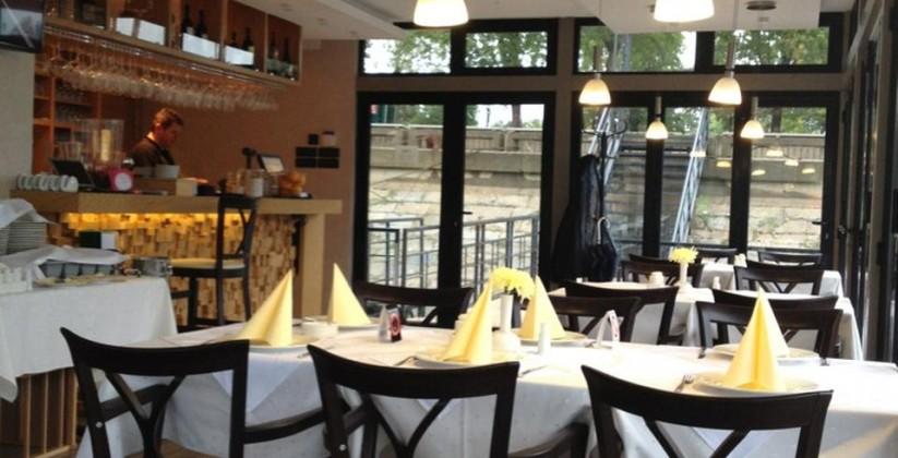 Prirodni ambijent Splav Restorana Forma