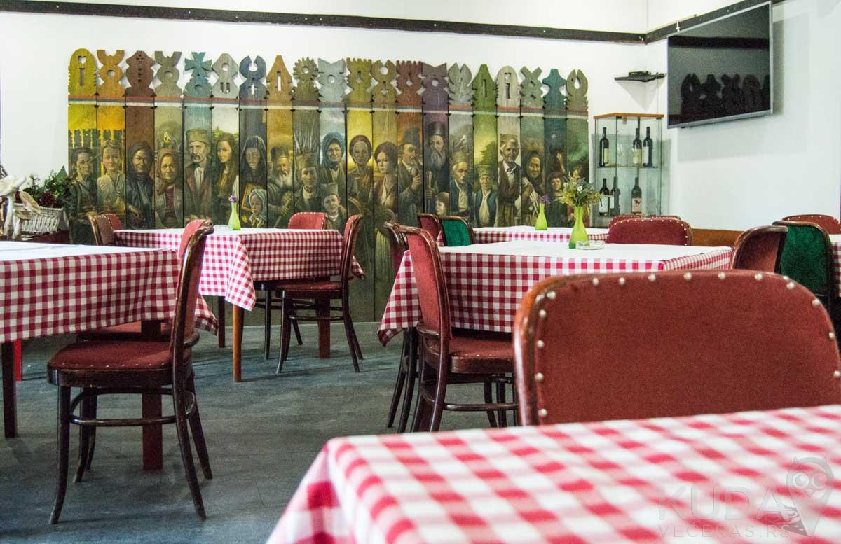 Uživajte u tradicionalnim specijalitetima u Restoranu Taraba