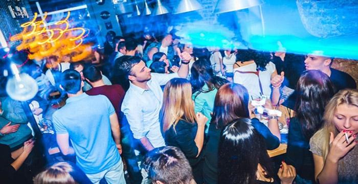 Gostovanja najboljih DJ-eva u Industrija Bar-u