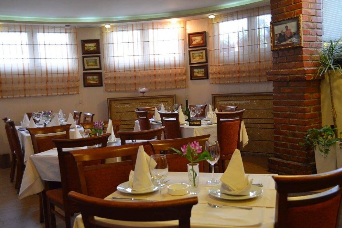 Uživajte sa prijateljima u Restoranu Donji Grad