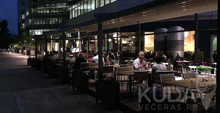 Idealno mesto za opuštanje – Restoran Flert