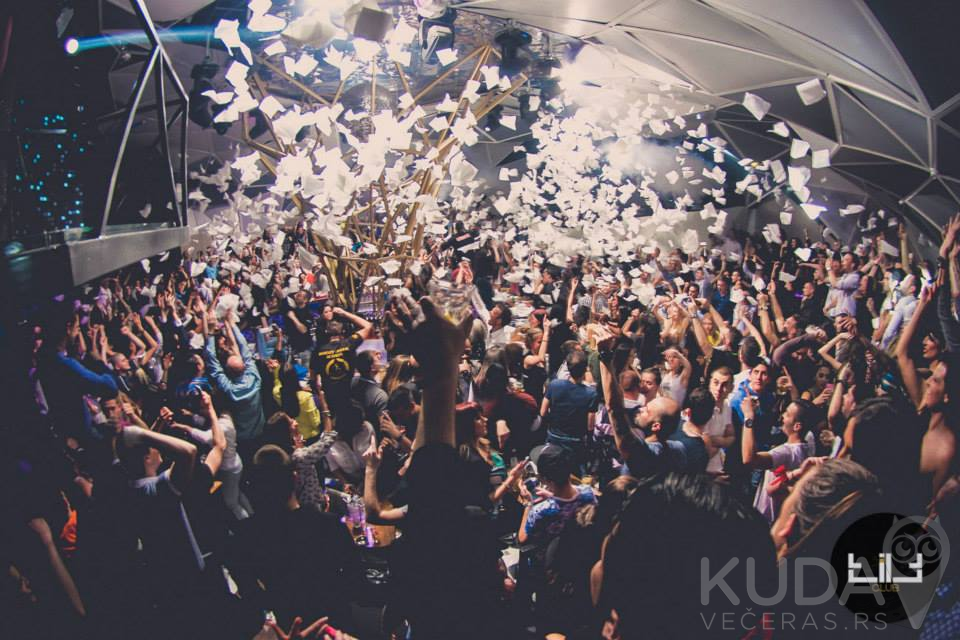 Vrhunske žurke u Klubu Tilt