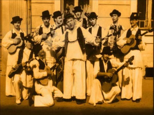 Tamburaške kafanske pesme