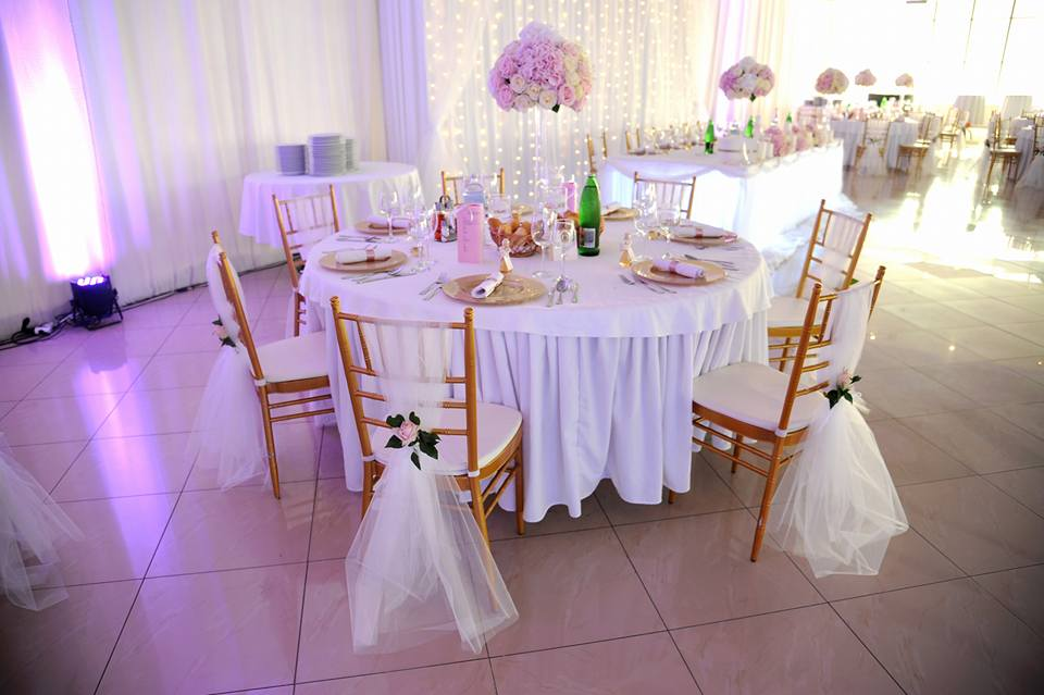 Tiffany stolice - iznajmljivanje i saveti