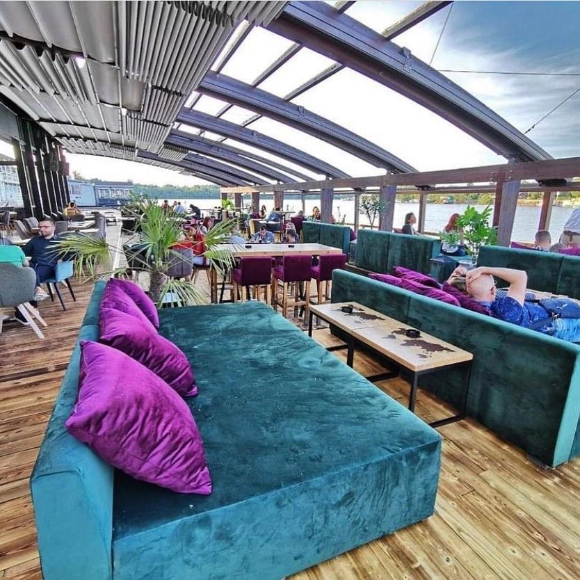 Isprobajte najukusnija jela na Splavu Konzulat Waterfront