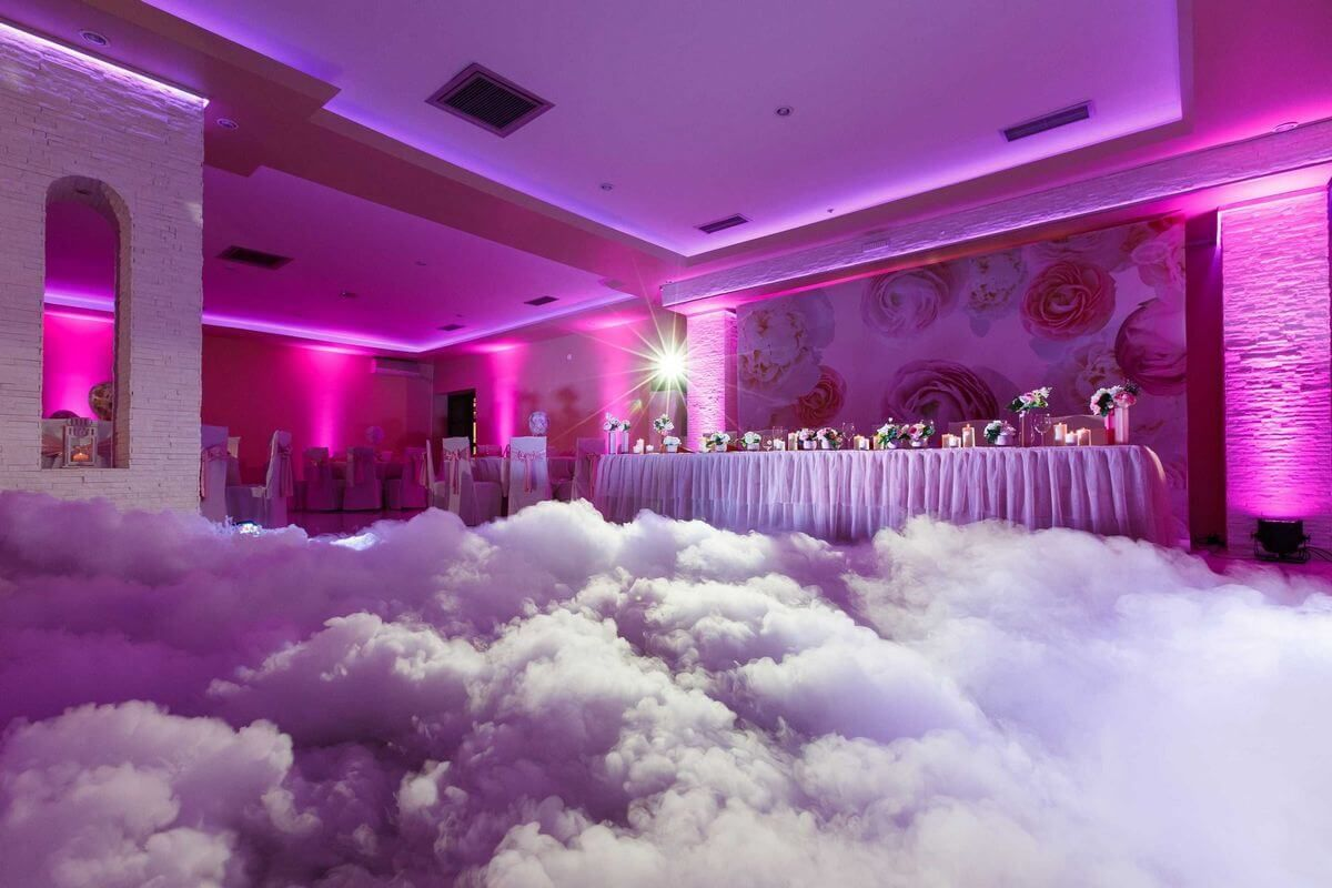 MESTO DOBRE ENERGIJE – Perla Event Hall