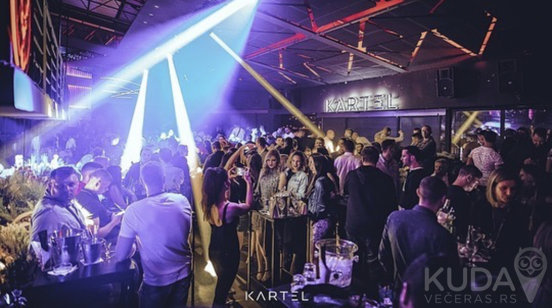 Fantastične žurke uz DJ'S Playa & BKO na Splavu Kartel