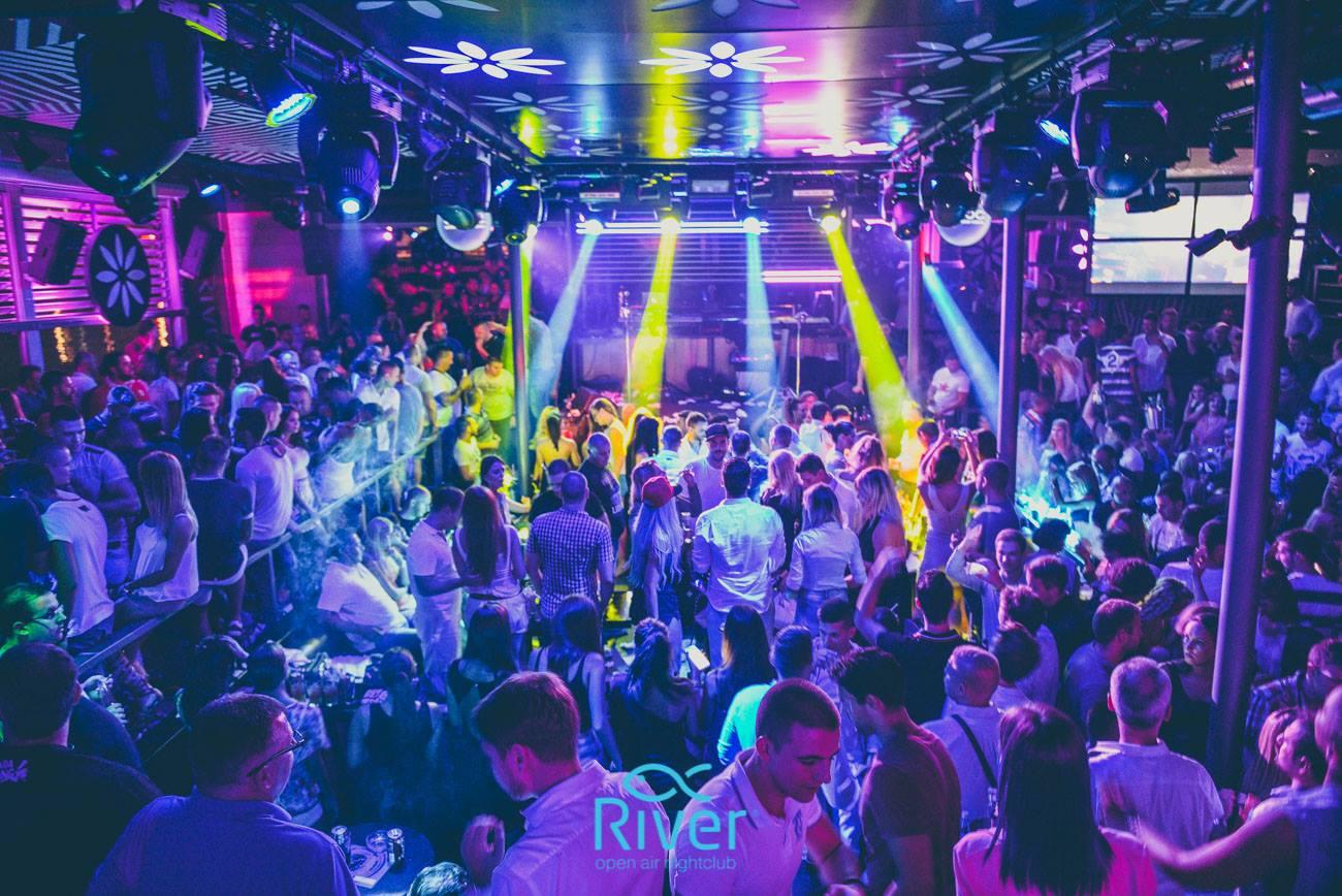 Vruće letnje žurke uz najveća imena srpske estrade na Splavu River