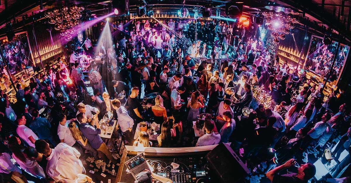 Ludi nastupi najveštijih DJ-eva na Splavu The Money