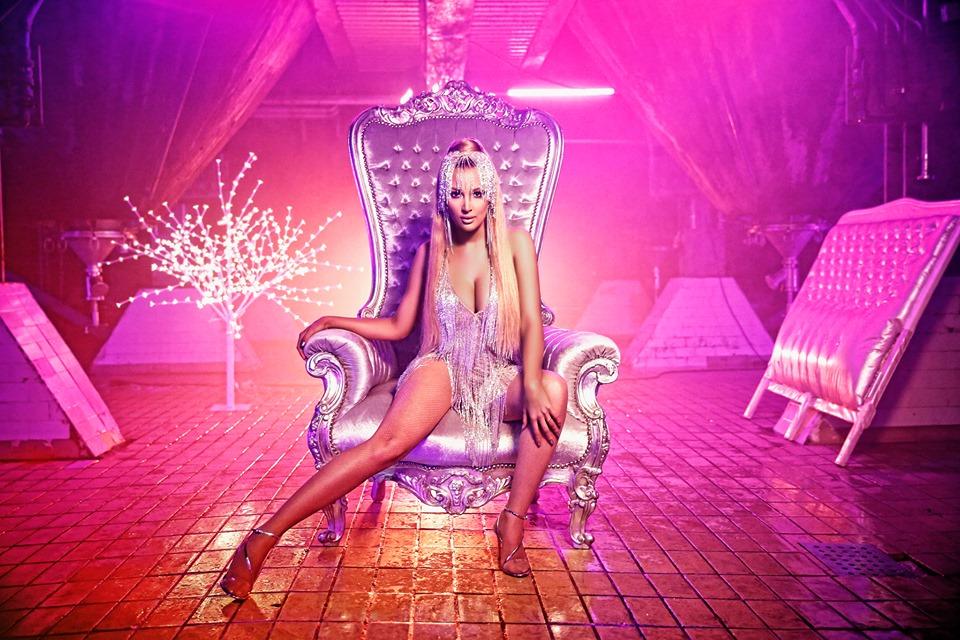 Aleksandra Prijović za doček Nove 2020 u hotelu Holiday Inn