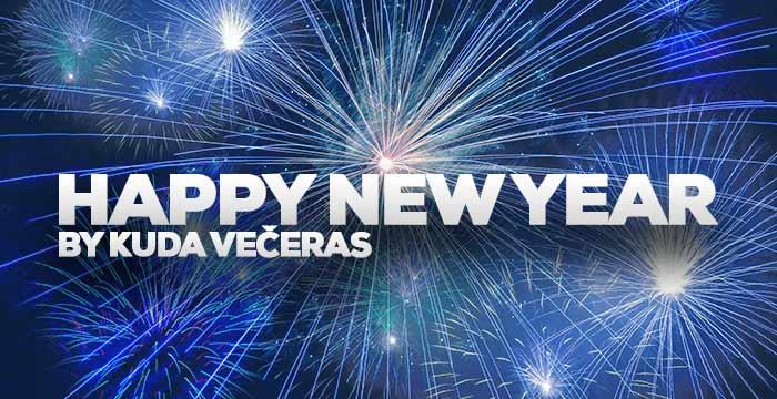 Kako se piše na engleskom srećna nova godina?
