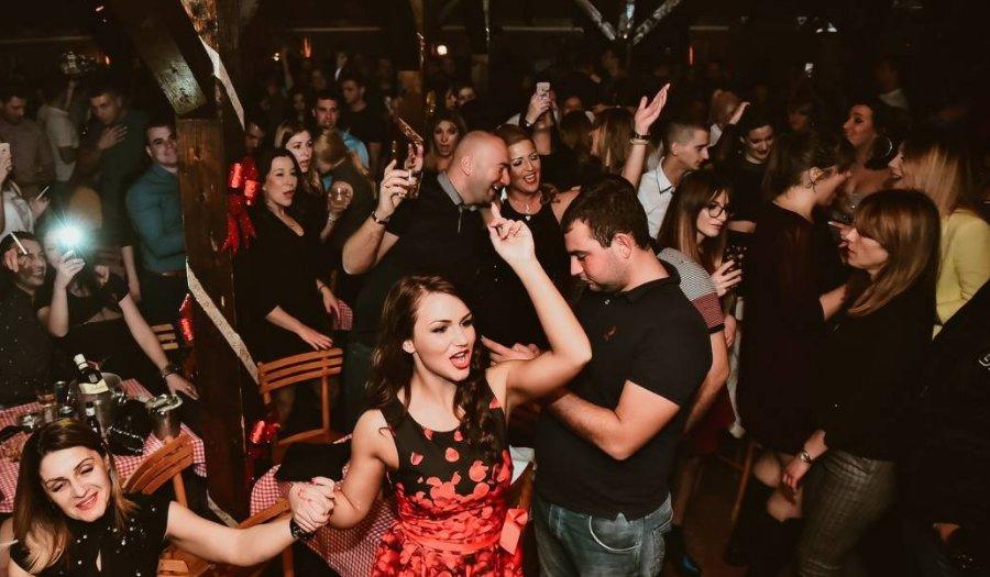 Nestvarne žurke na Splavu Bajka