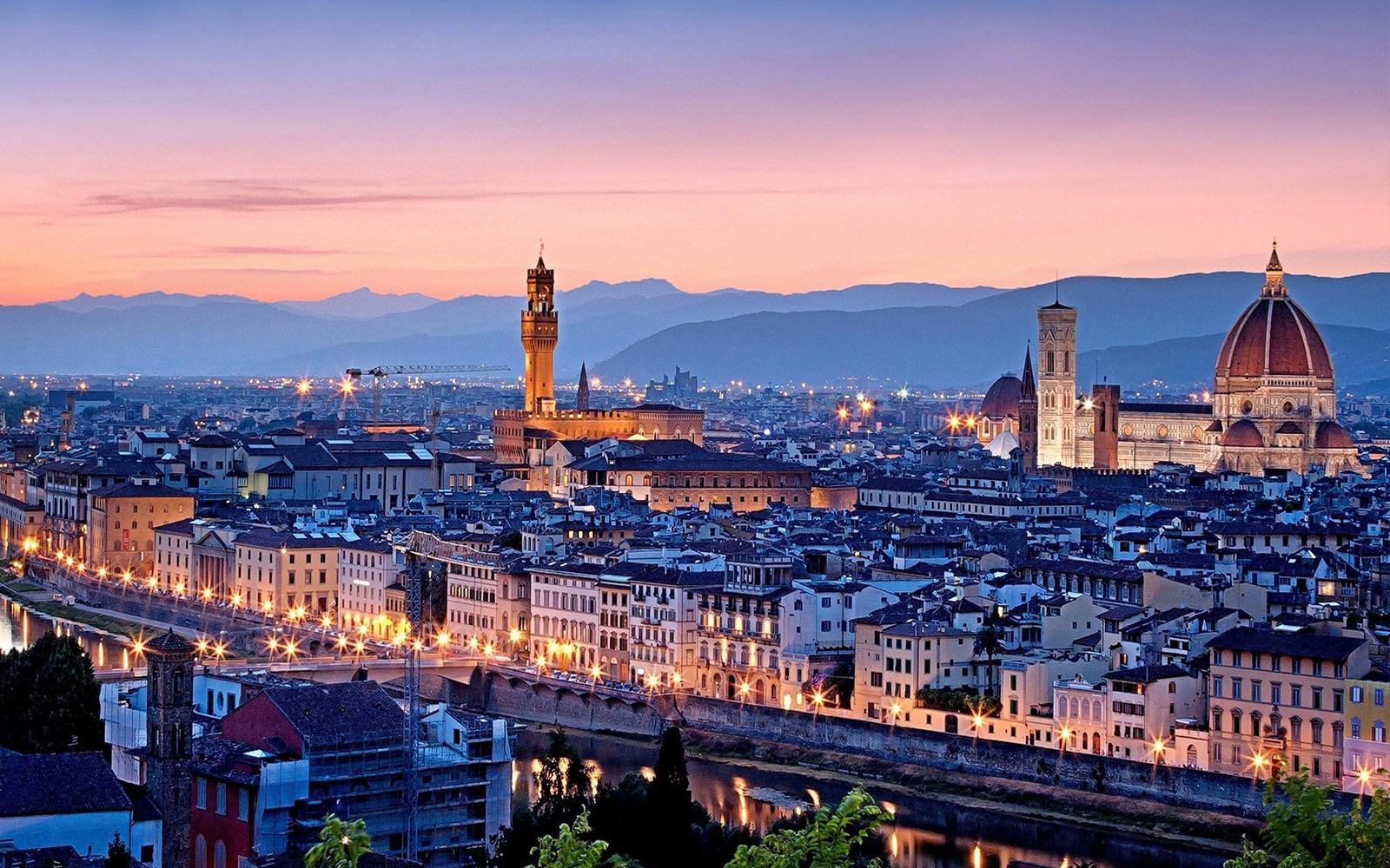 Nova Godina u Firenci