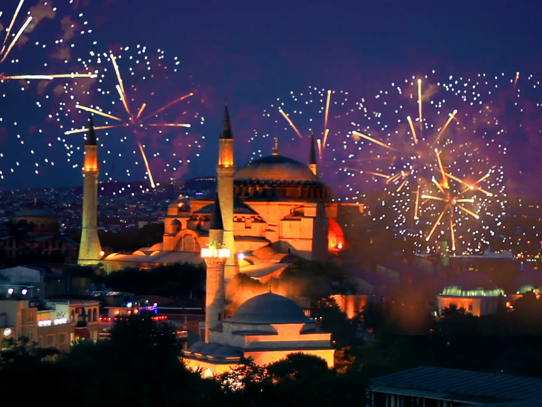 Nova Godina Turska
