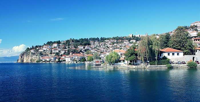 Doček Nove godine na Ohridu