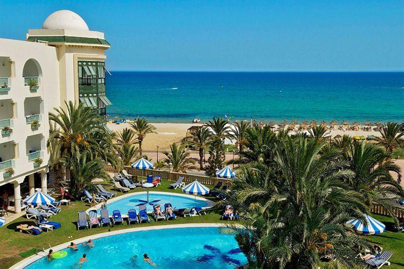 Nova Godina u Tunisu