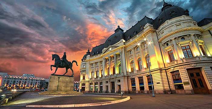 Nova godina u Rumuniji
