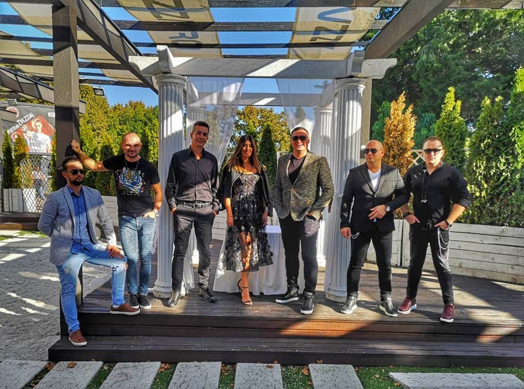 Republika bend za doček Nove 2020 godine u restoranu Gardoš by Azzaro