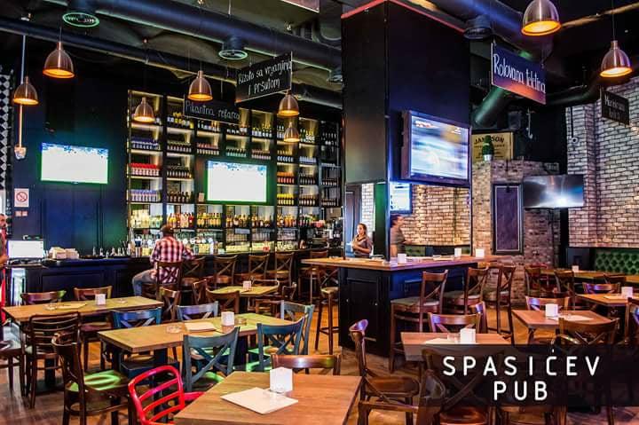 Izaberite Stevana u Spasićevom Pub-u :)
