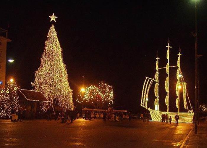 Nova godina Grčka