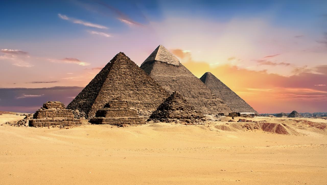 Doček Nove 2020.  godine u Egiptu