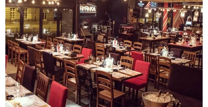 Lukijan Ivanović napravio spektakl u Klub restoranu Baraka