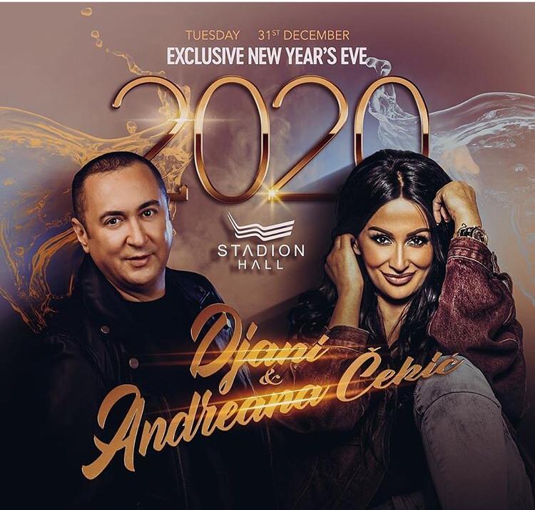 Nova godina 2020  Stadion Hall!