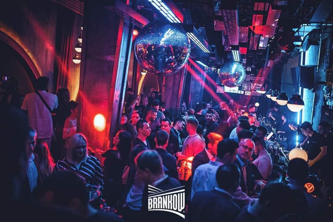Klub Brankow – etalon noćnog provoda