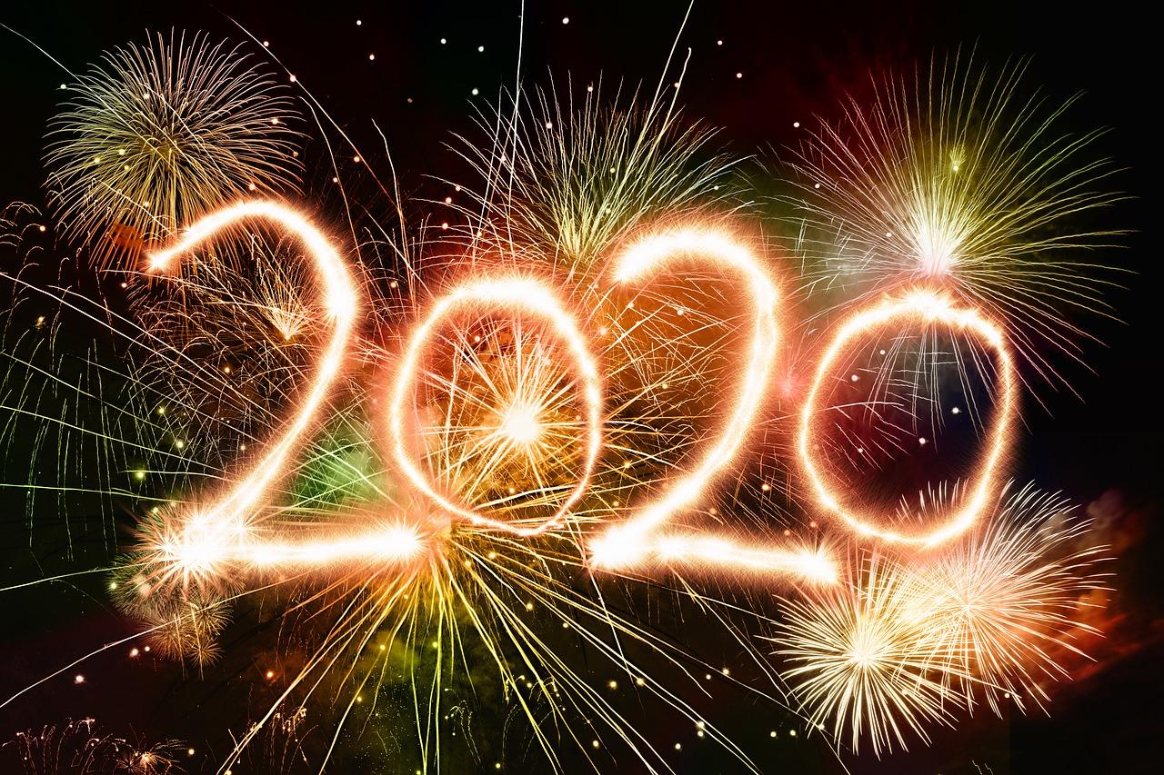 Doček Nove 2020.  godine u kafani Druga kuća