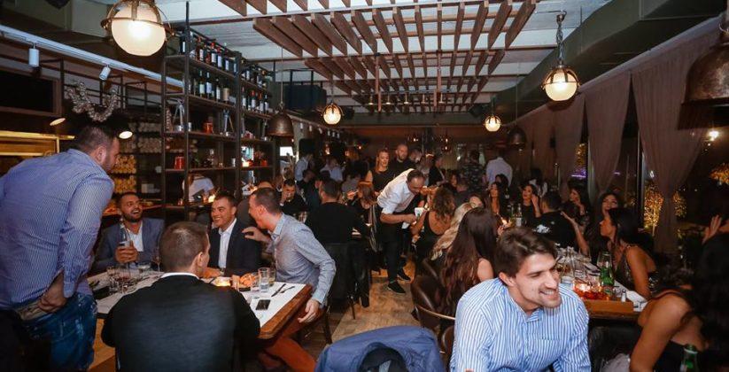 Moderni stil u Restoranu Ušće Nacionalna Klasa