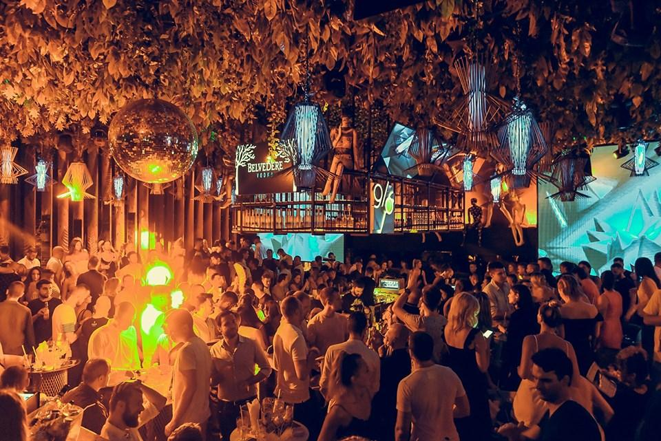 Ludi petak u Beogradi