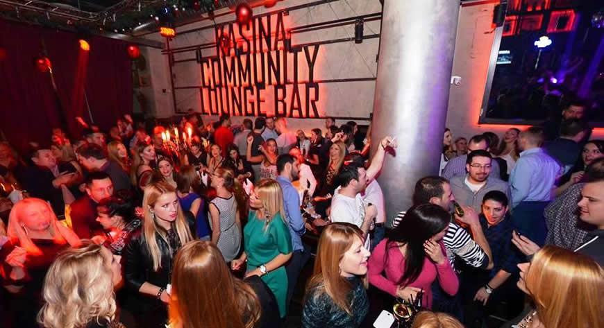 Najkvalitetnije zabave u Klubu Kasina by Community