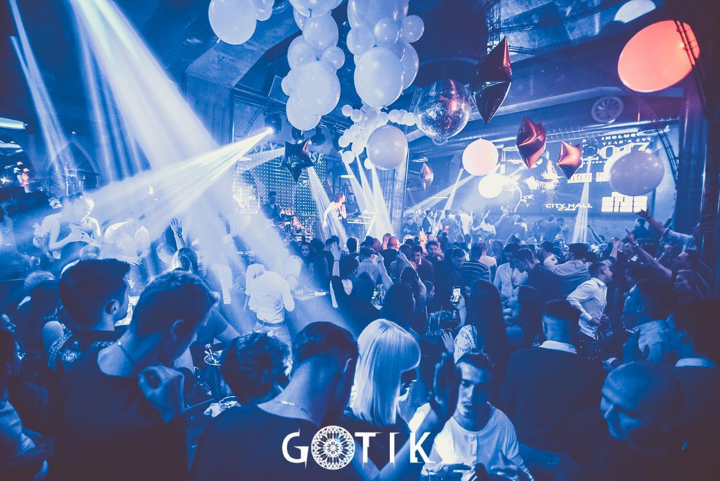 Izuzetan noćni izlazak u Klub Gotik