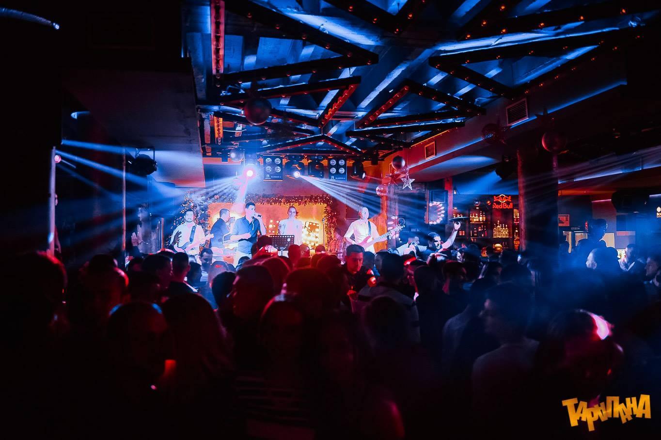 Uživajte u nastupima najvećih muzičkih zvezda u Klub Kafani Tarapana