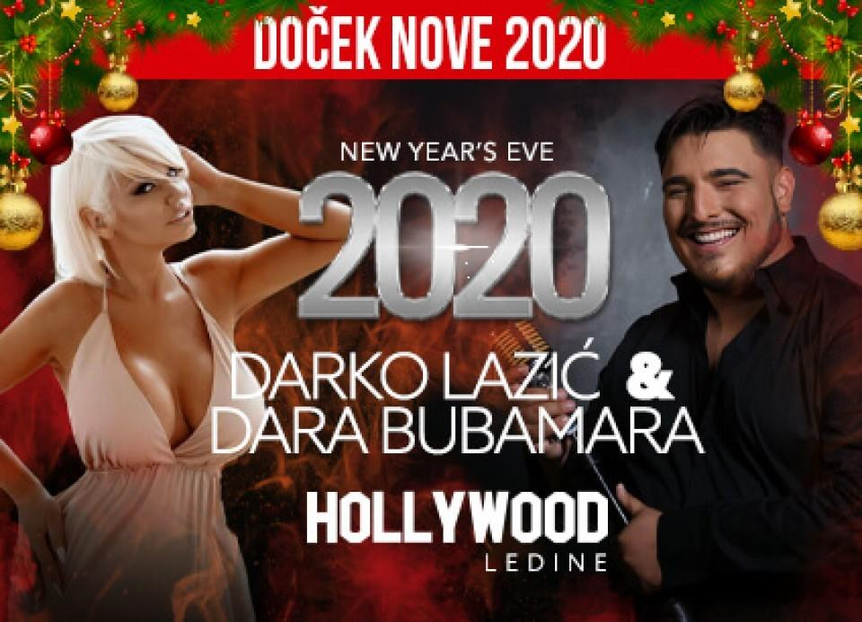 Dočekajte Novu Godinu sa Darkom Lazićem i Darom Bubamarom!