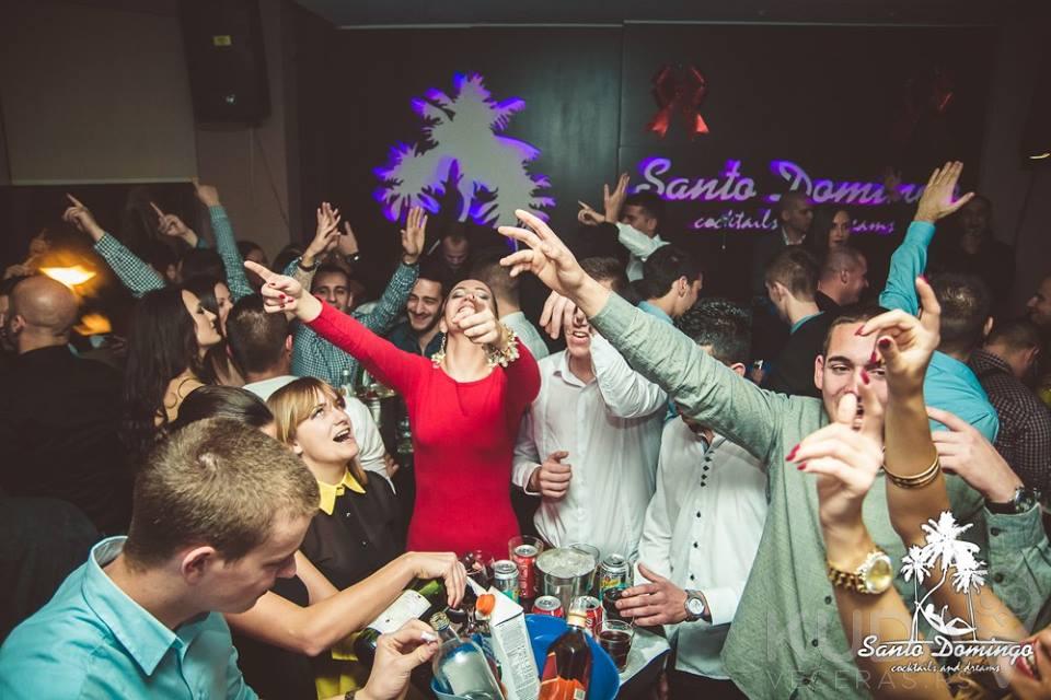 Santo Domingo Matinee Nova godina u Beogradu