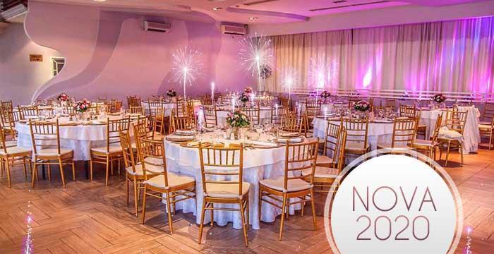 Doček Nove 2020 godine- Restoran Zlatnik Hall