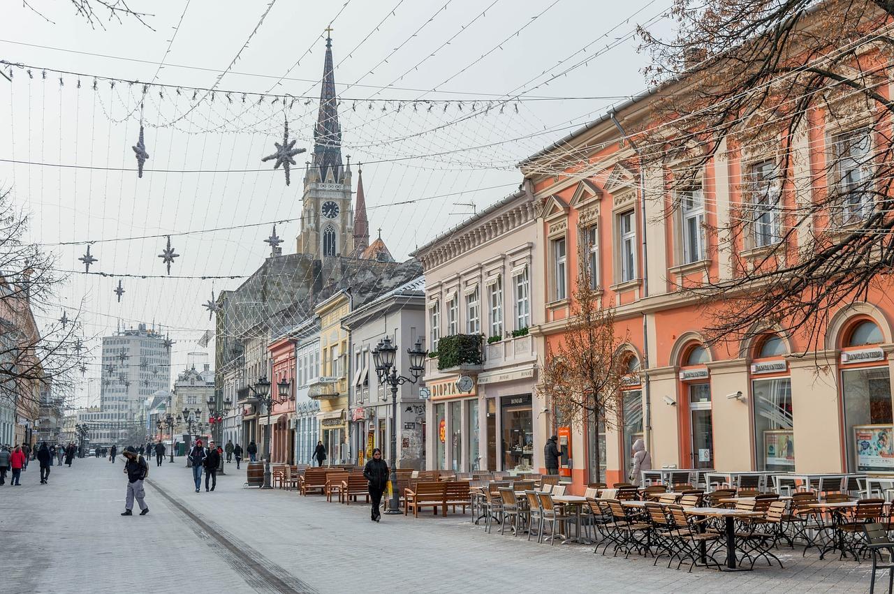 Četiri razloga zašto da ove zime posetite Novi Sad