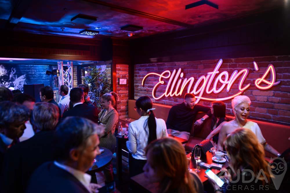 Najbolji funk u gradu u klubu Ellington's