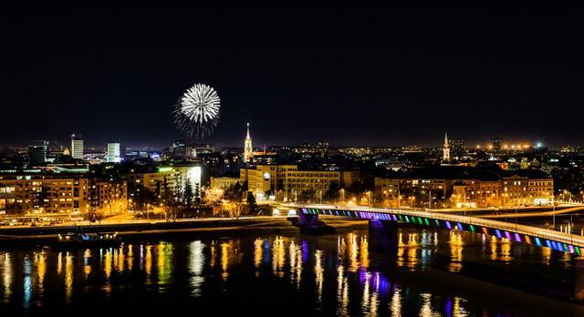 Nova godina Novi Sad