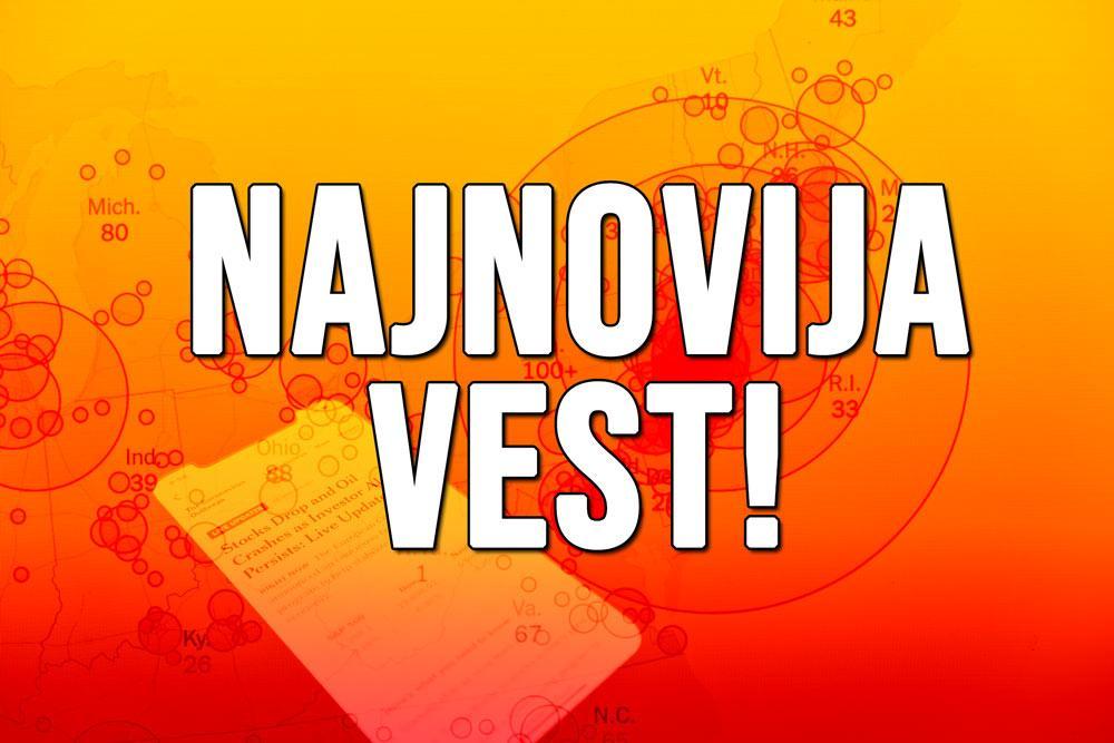 UŽIVO: Presek stanja obolelih od korona virusa u Srbiji