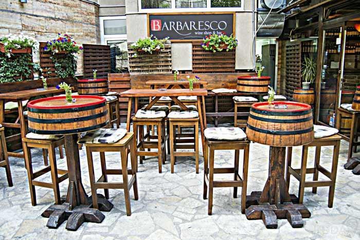 Veliki izbor vina u Barbaresco Wine Shop & Baru