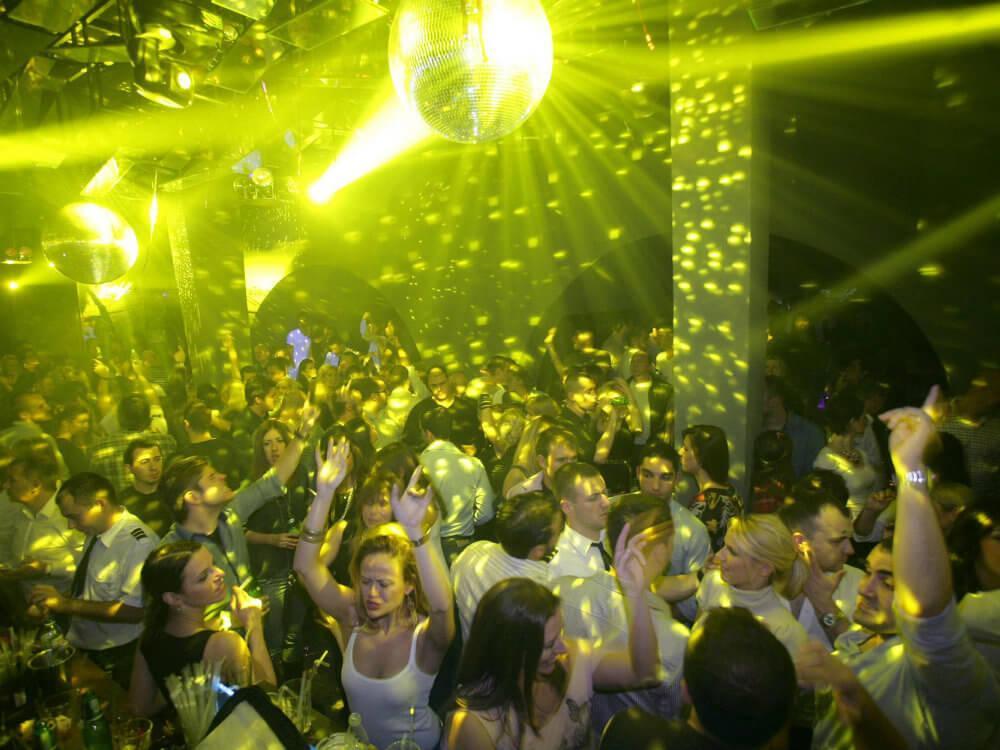 Klub Brankow - jedan od simbola beogradskog noćnog provoda