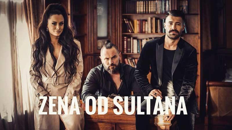 Tijana eM - Žena od sultana