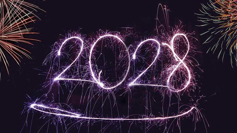 Kada pada Nova godina 2028?