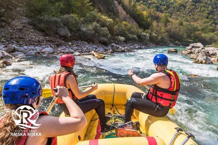 Tara Rafting 2020