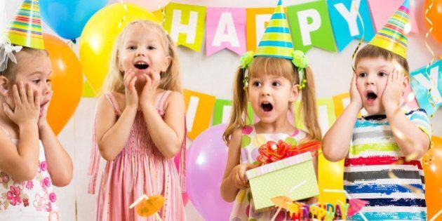 Najlepši dečiji rođendani!