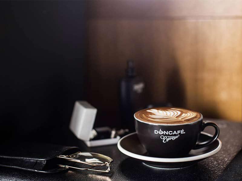 Espresso aparati na cialde