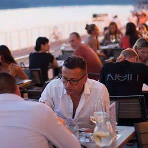 Uživajte u restoranu Druga Piazza