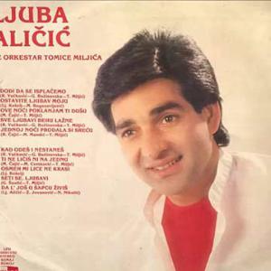 Ti ne ličiš ni na jednu tekst lyrics - Ljuba Aličić